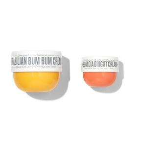 Brazilian Bum Bum & Mini Bom Dia Bright Cream Set