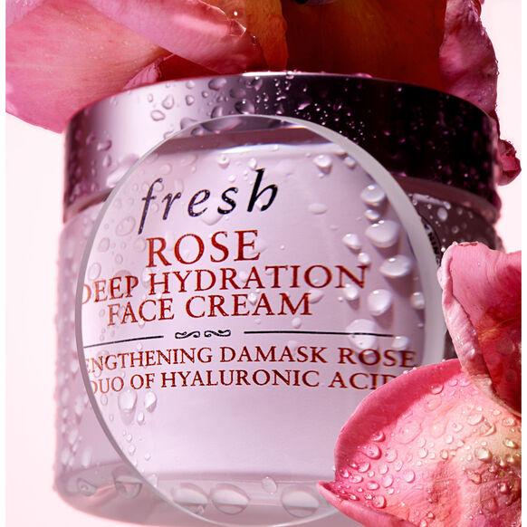 Rose Deep Hydration Face Cream, , large, image5