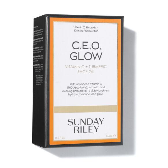 CEO Glow Vitamin C + Turmeric Face Oil, , large, image4