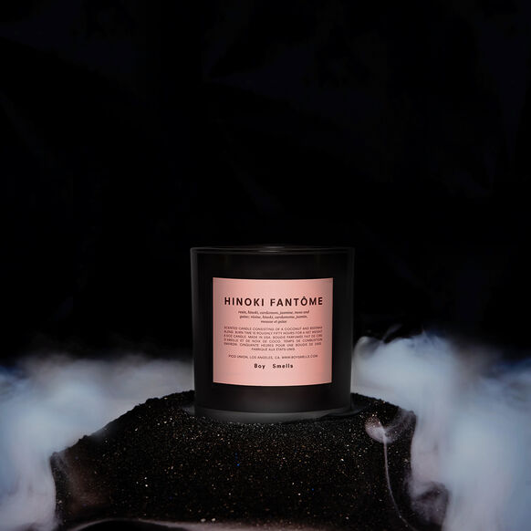Hinoki Fantôme Scented Candle, , large, image3