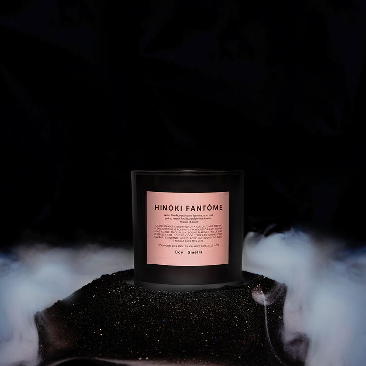 Hinoki Fantôme Scented Candle, , large