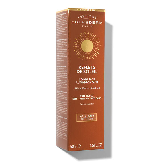 Sun Kissed Self-Tanning Face Cream Light Tan, , large, image5