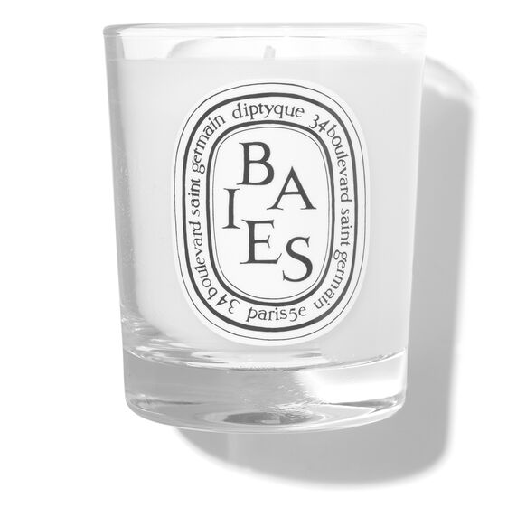 Baies Scented Candle 6oz, , large, image1