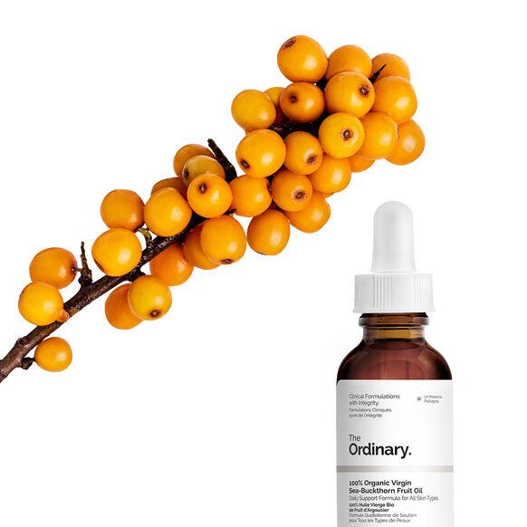 100% Organic Virgin Sea-Buckthorn Fruit Oil, , large, image6
