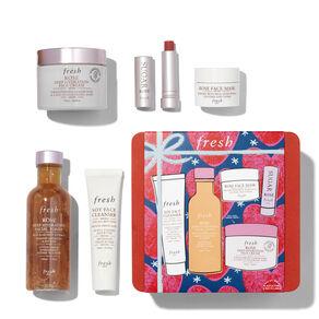Rose Deep Hydration Skincare Set