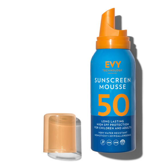 Sunscreen Mousse SPF50, , large, image2
