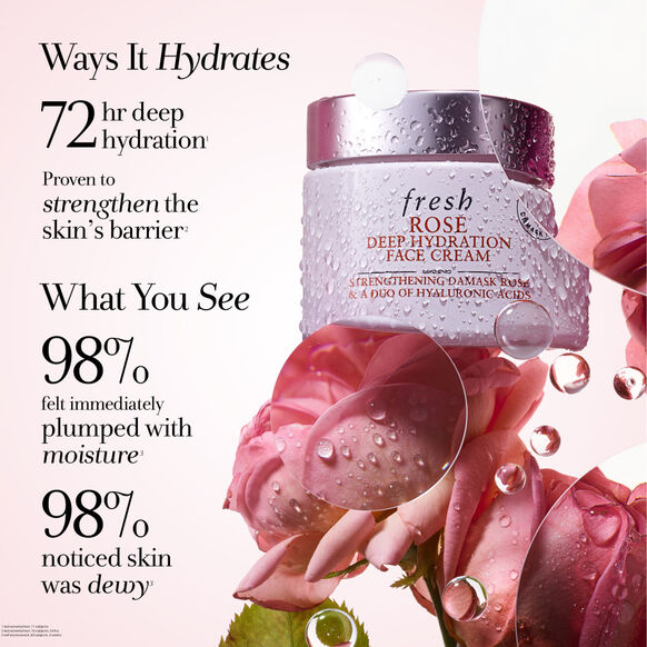 Rose Deep Hydration Face Cream, , large, image7