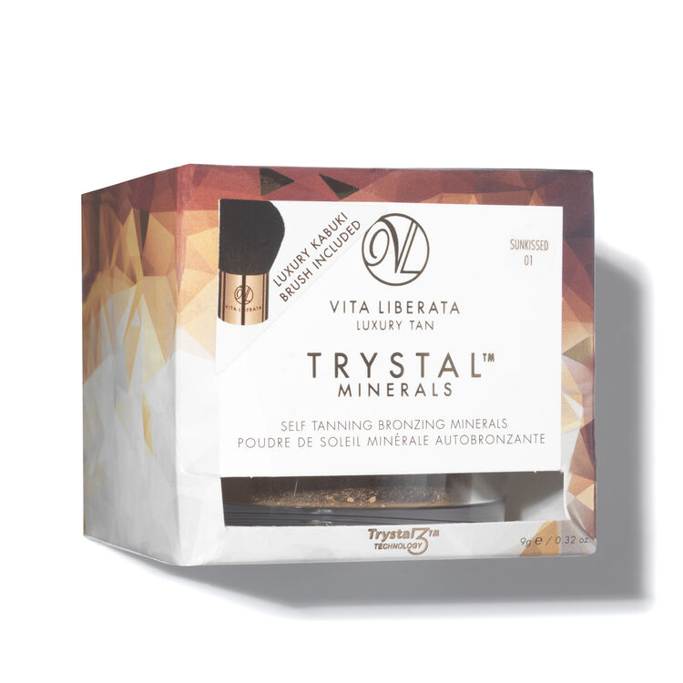 Trystal Self Tanning Bronzing Minerals, , large