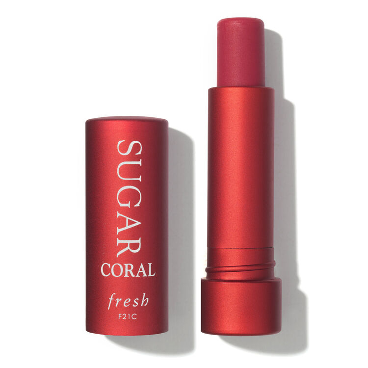Sugar Lip Treatment SPF15, CORAL, large