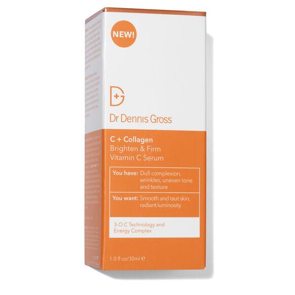 C+ Collagen Brighten & Firm Vitamin C Serum, , large, image4