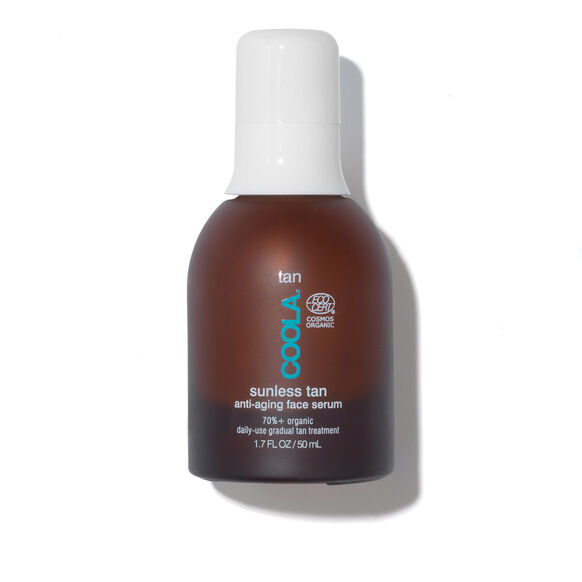 Sunless Tan Anti-Aging Face Serum, , large, image1