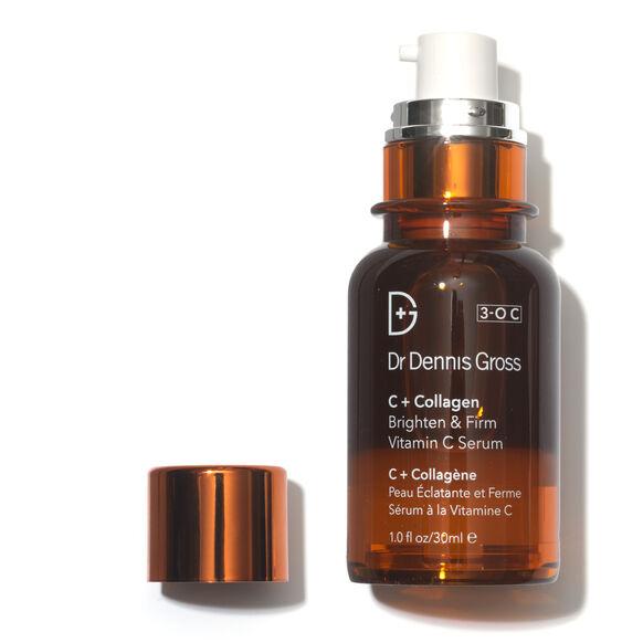 C+ Collagen Brighten & Firm Vitamin C Serum, , large, image2