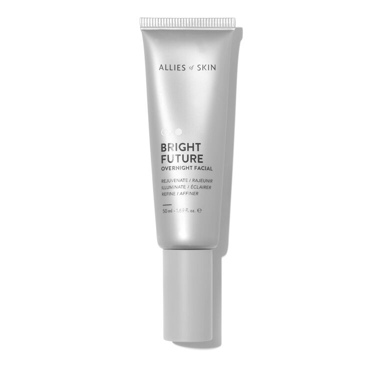 Bright Future Sleeping Facial, , large
