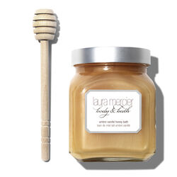 Ambre Vanille Honey Bath, , large