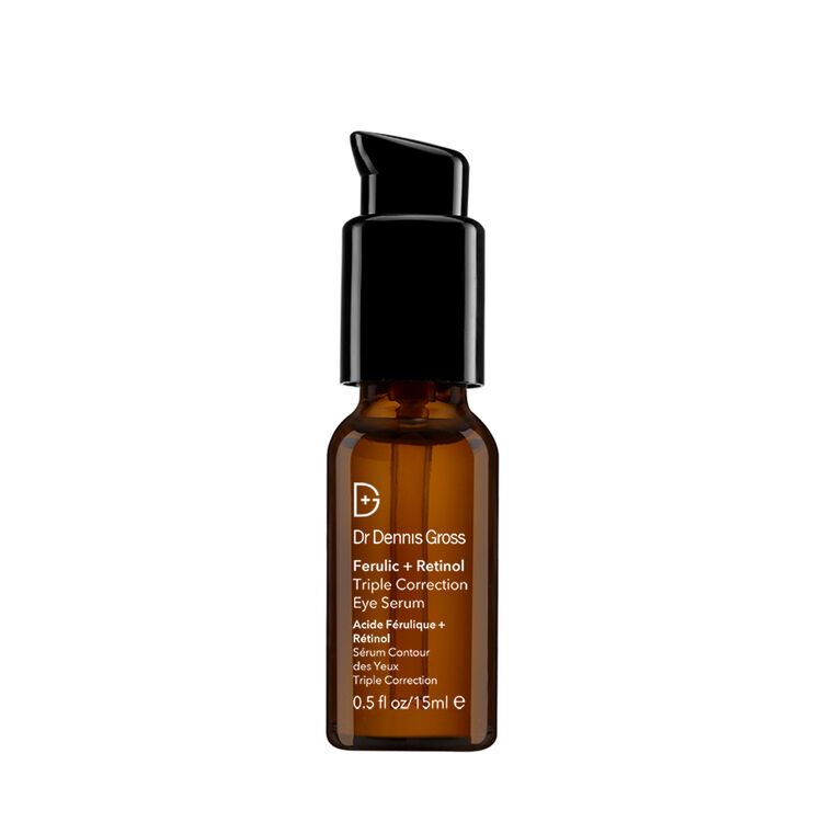 Ferulic + Retinol Triple Correction Eye Serum, , large