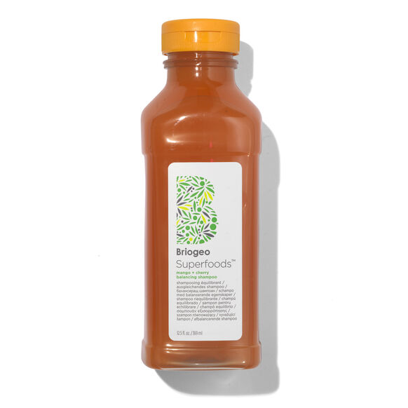 Superfoods Mango and Cherry Balancing Shampoo, , large, image1