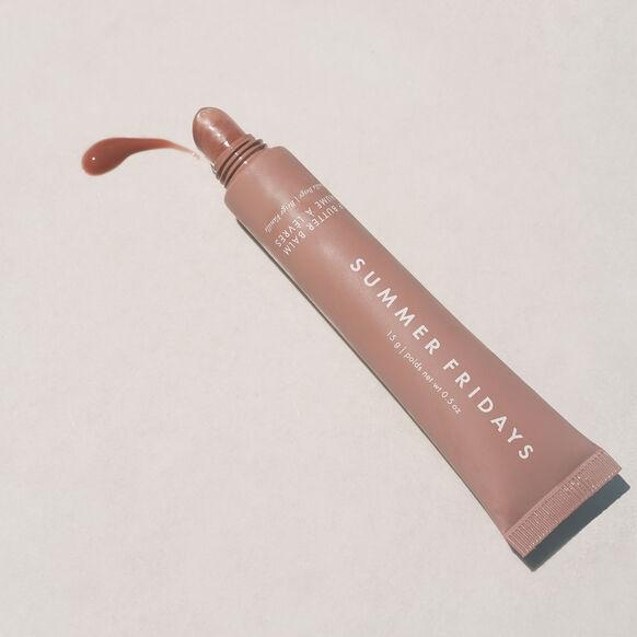 Lip Butter Balm Vanilla Beige, , large, image5