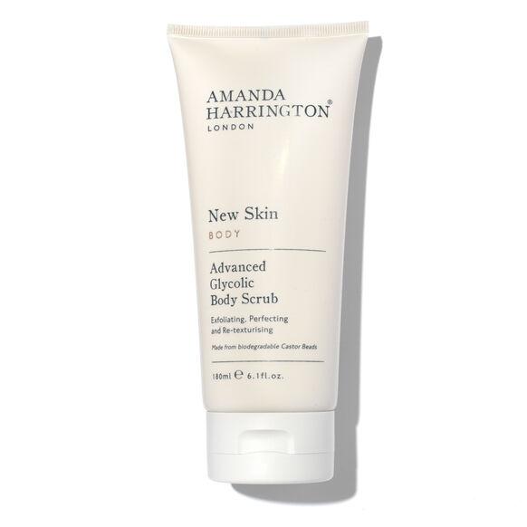 New Skin Advanced Glycolic Body Scrub, , large, image_1