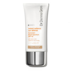Instant Radiance Sun Defense Sunscreen Broad Spectrum SPF40, L/M 50ML, large