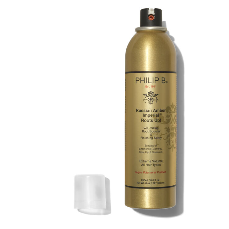 Russian Amber Imperial Volumizing Root Booster & Finishing Spray, , large