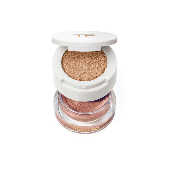 Cream And Powder Eye Colour, , large