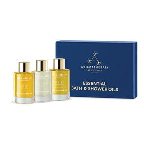 Essential Bath and Shower Oils