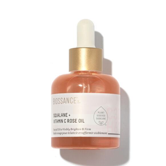 Squalane + Vitamin C Rose Oil, , large, image_1