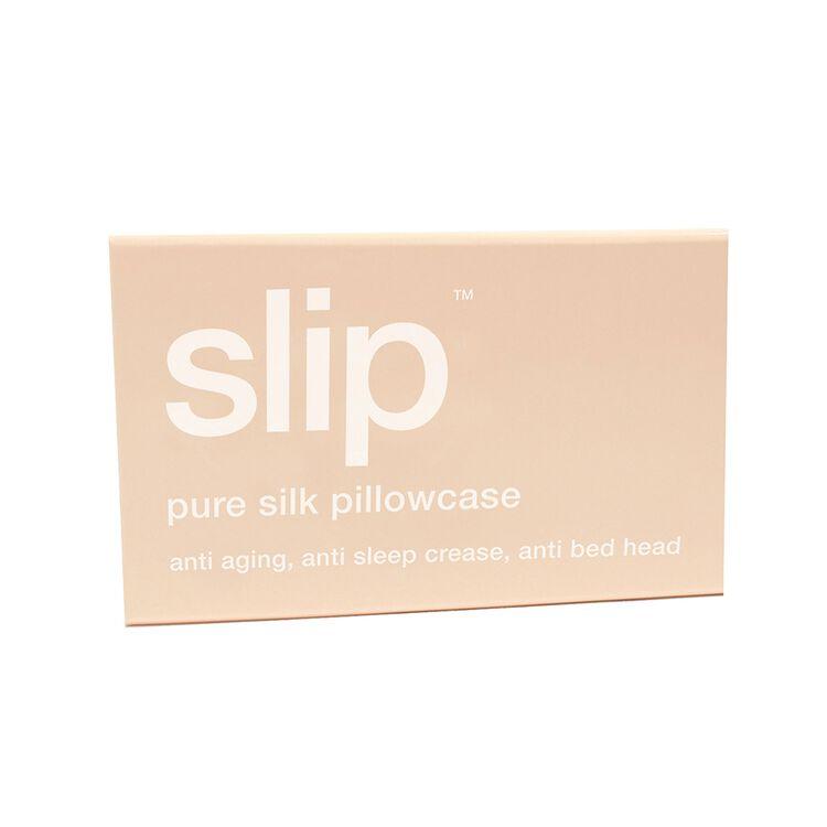 Silk Pillowcase - Queen Standard, CARAMEL, large
