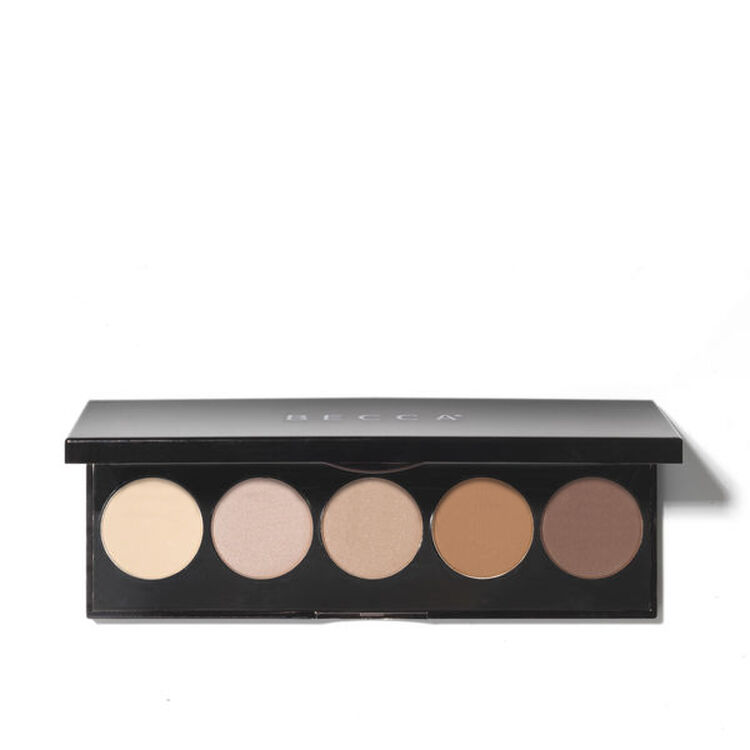 Ombre Rouge Eye Palette, , large