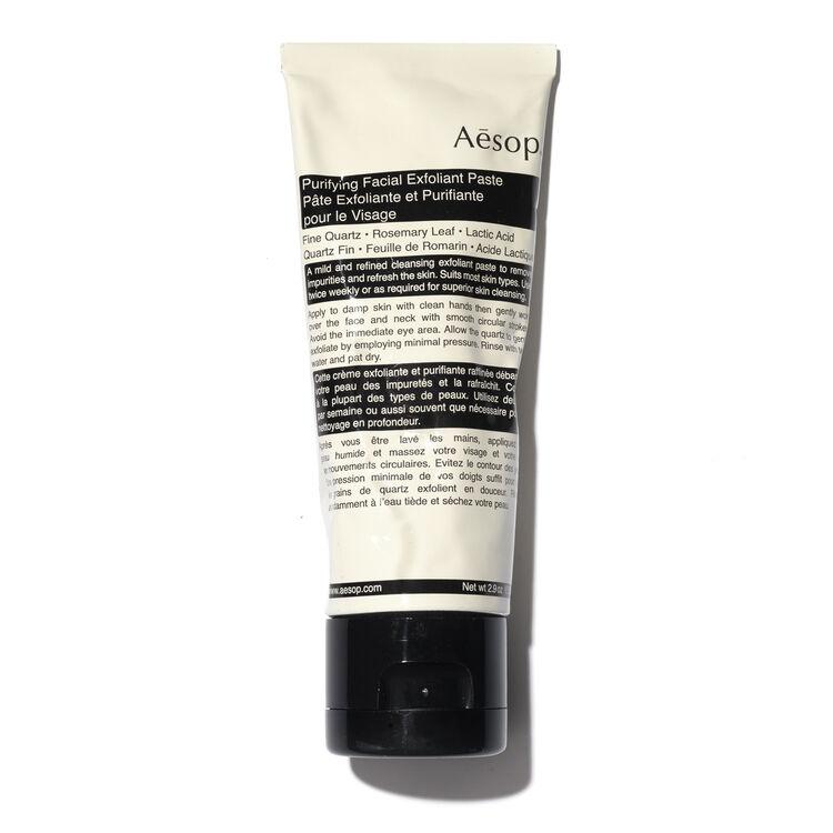 Purifying Facial Exfoliant Paste, , large
