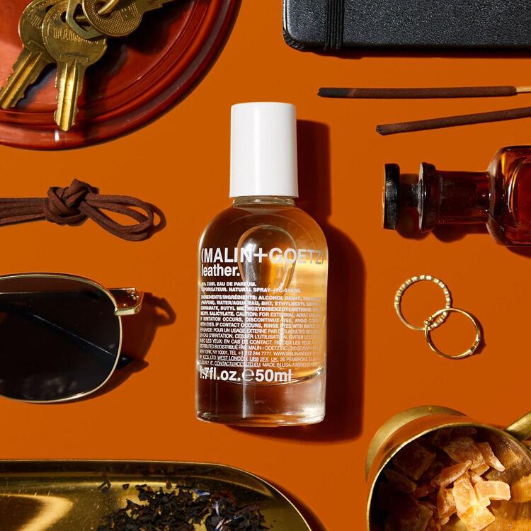 Leather Eau De Parfum, , large