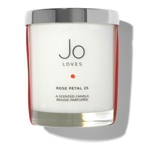 Rose Petal 25 Home Candle