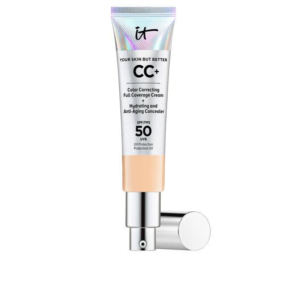 CC+ Cream Original SPF50+, LIGHT MEDIUM 32 ML, large, image1