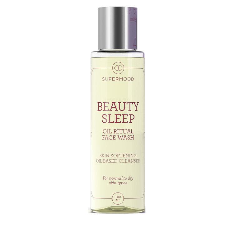 Beauty Sleep Oil Ritual Face Wash, , large