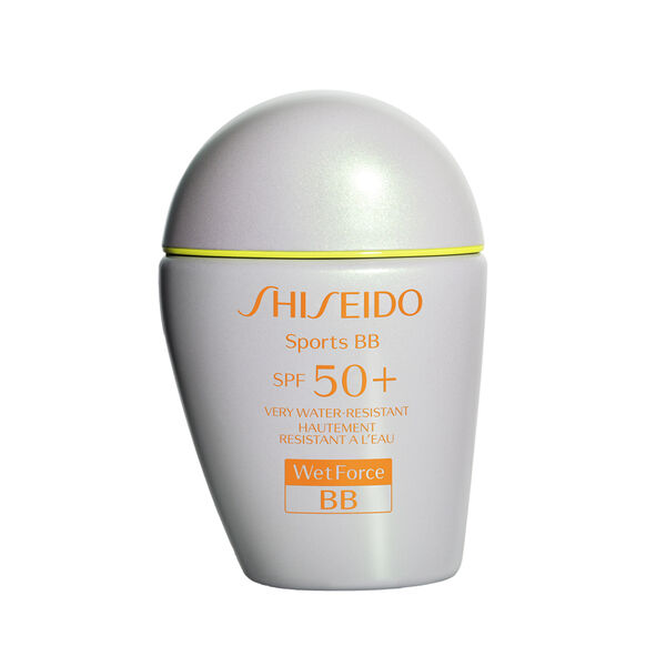 Wetforce Sports BB Cream SPF50, LIGHT, large, image1