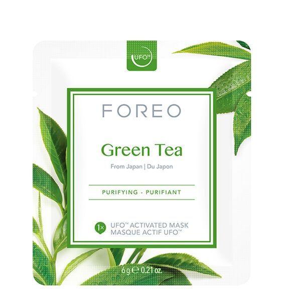 UFO Mask Green Tea, , large, image_1