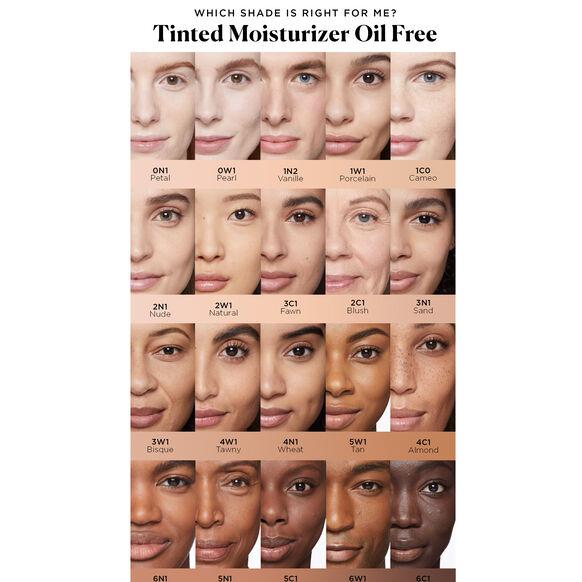 Tinted Moisturiser Oil Free Natural Skin Perfector, PETAL - 50ML, large, image4