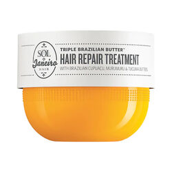 Triple Brazilian Butter Hair Repair Treatment, , large