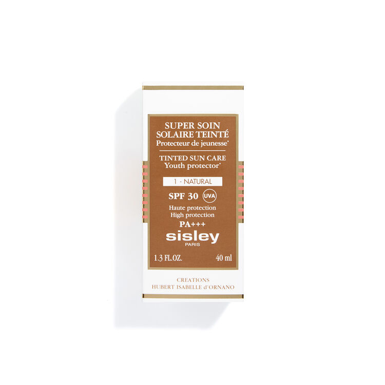 Tinted Sunscreen Cream Broad Spectrum SPF 30, NATURAL, large