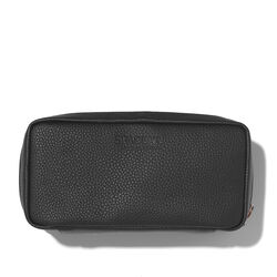 Makeup Bag by Space NK, BLACK, large