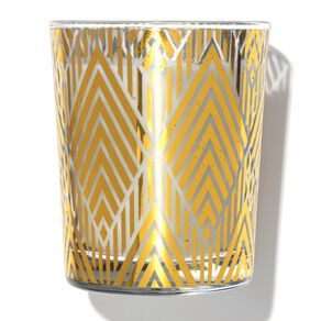 Shimmering Spice Candle