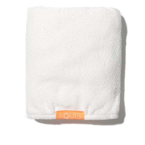 Rapid Dry Lisse Turban - White, , large, image2