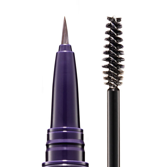 True Feather Brow Duo, BRUNETTE, large, image3