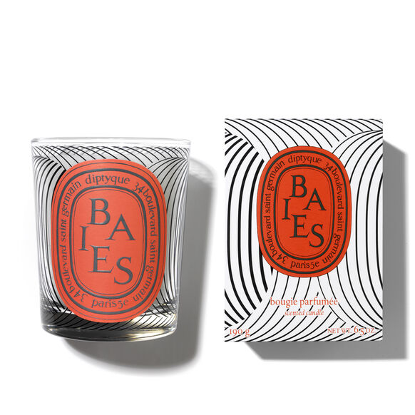 Scented Candle Graphic Collection Baies, , large, image2