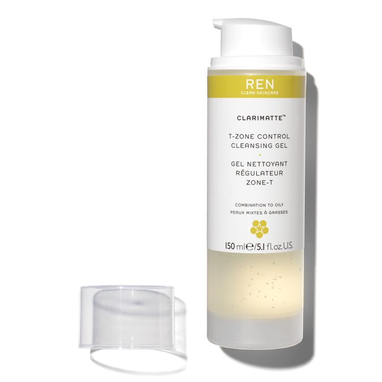 Clarimatte T-Zone Control Cleansing Gel, , large