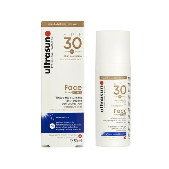 Face Tinted SPF30, , large, image2