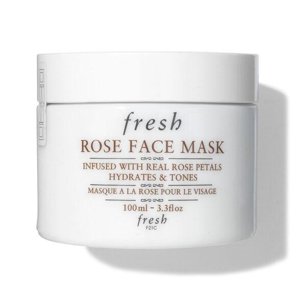 Rose Face Mask, , large, image1