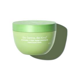 Be Gentle, Be Kind Avocado + Kiwi Mega Moisture Superfood Hair Mask, , large