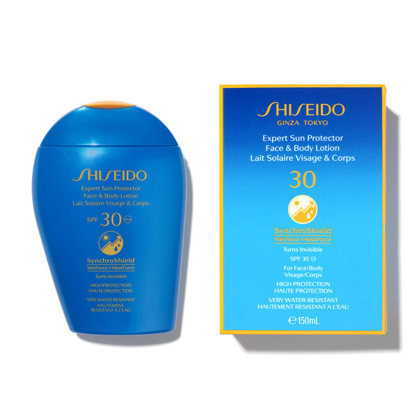 Expert Sun Protector Face & Body Lotion SPF30, , large, image3