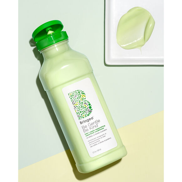 Be Gentle, Be Kind Kale + Apple Replenishing Superfood Conditioner, , large, image3